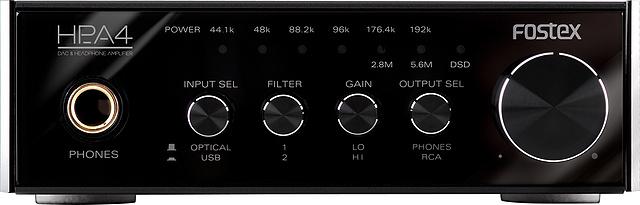 耳放解码一体Fostex HP-A4