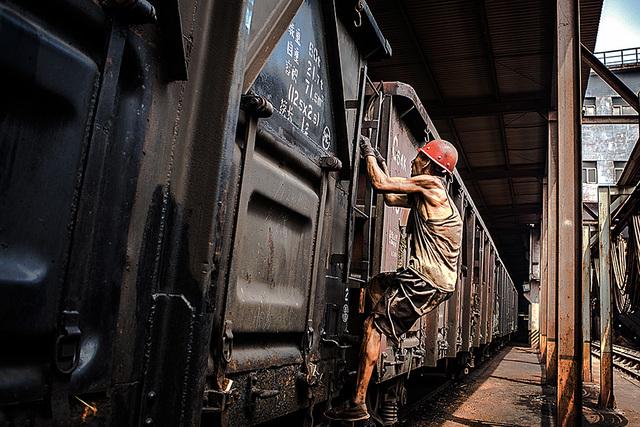 火车装卸工纪实2