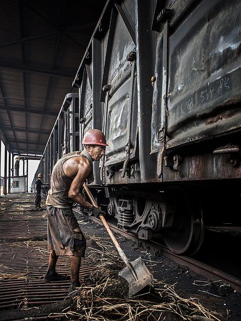 火车装卸工纪实4